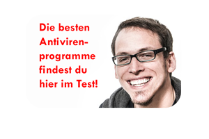 antivirenprogrammtest.de mann